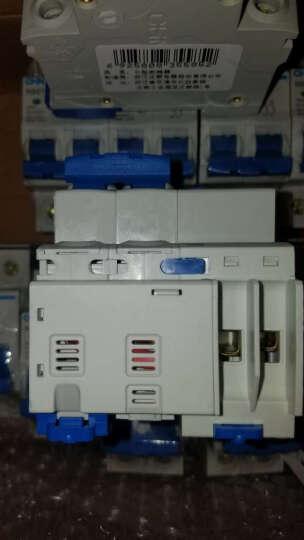 正泰(CHNT)空气开关断路器家用漏电保护器 家用总闸开关DZ47升级款NBE7LE 2P 16A 晒单图