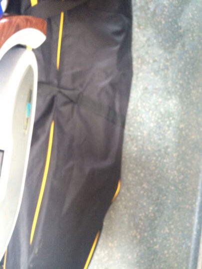 小五 8寸10寸电动滑板车专用收纳包装车袋子背手提折叠电动车通用车包 车前包 车前包 晒单图
