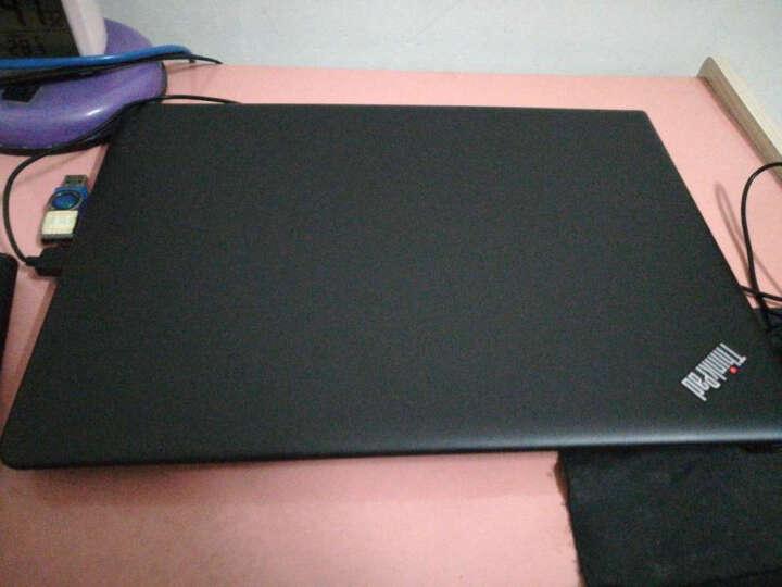 ThinkPad 联想 E490 14英寸商务手提轻薄游戏笔记本电脑 i3 8GB内存 500G+256G@3DCD定制 晒单图