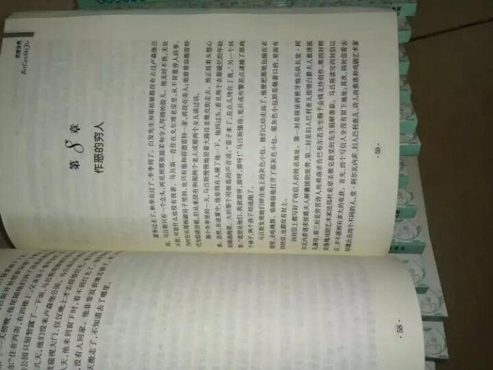 世界名著套装青少版儿童文学(20册)11-14岁课外书初中小学 十大中外经典名著欧享利短篇小说选简爱 晒单图