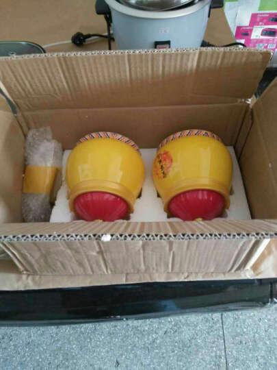 帝山香 精美陶瓷罐皇家风范金骏眉红茶茶叶小种红茶 晒单图