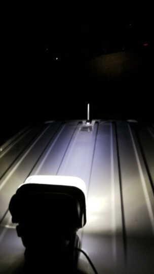 弗维 车载探照灯LED 汽车射灯 越野车吸顶灯无线遥控搜索氙气灯 强磁底座 车顶探照灯 套餐  (55W LED+遥控器+强磁+黄色灯罩) 黑色外壳 晒单图
