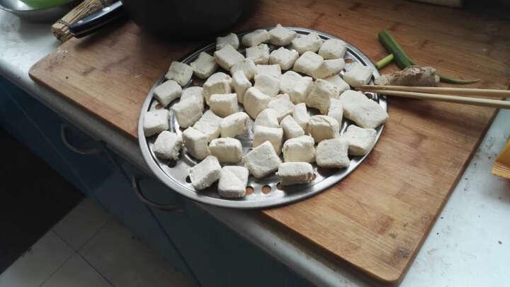 阿诗玛 云南建水现制现售新鲜石屏臭豆腐 烧烤油炸美食小吃 送蘸水 50块 晒单图