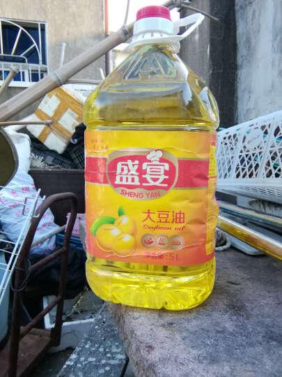 盛宴 大豆油 一级 5L 晒单图