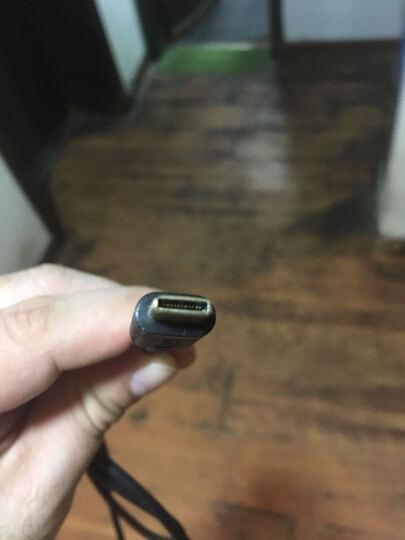 优越者(UNITEK)Y-C477BBK USB3.1type-c转Type-C数据线充电线1米黑色 12寸MacBook接乐视/一加手机连接线 晒单图