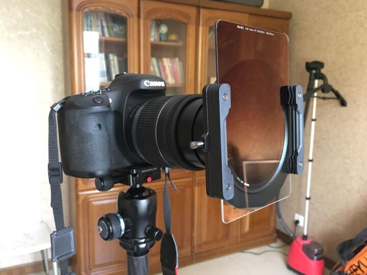 耐司(NiSi)100mm V5套装 方镜支架 方形滤镜支架系统 插片滤镜支架套装 单反相机滤镜 铝材 晒单图