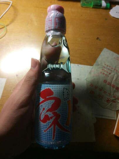 哈塔  波子汽水 饮料 日本原装进口 弹珠汽水 碳酸饮料 果味饮料 波子汽水抹茶味整箱装*30瓶 晒单图