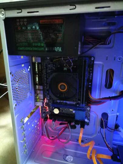 航向者 新八代i5 8400/8G/SSD游戏办公台式机组装电脑主机/DIY组装机 套餐一 晒单图