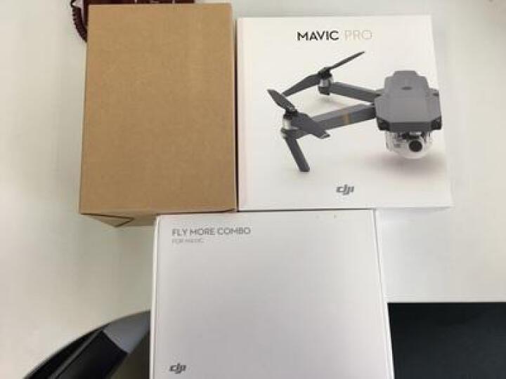 【现货】DJI大疆 御Mavic Pro迷你可折叠4K航拍无人机遥控飞机 自拍神器 大疆 御Mavic Pro电池-充电宝转换器 晒单图