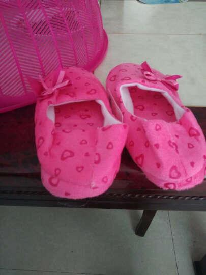 十月结晶  孕妇防滑软底拖鞋/家居包跟鞋/产前产后舒适月子鞋   产后修复 彩棉肤色40/41 晒单图