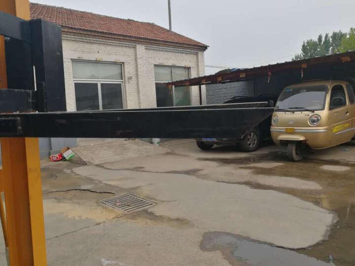 晟雕 手动液压堆高车1吨2吨3吨 液压装卸车手动搬运车手动叉车液压车加厚板材 3吨 晒单图