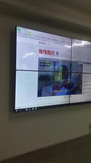 拼接支架 拼接墙支架 液晶拼接屏电视墙壁挂支架铝合金可调节厂家直销 晒单图