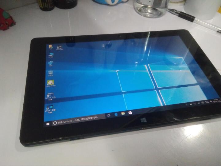 酷比魔方 iwork10 pro 10.1英寸 二合一平板电脑 安卓 windows10 【办公套餐】主机+磁吸键盘皮套+送充电器 晒单图