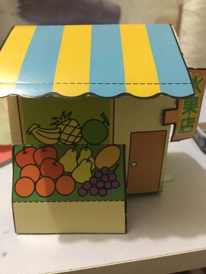 幼儿立体手工·玩美小手工:神奇建筑 晒单图