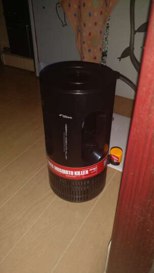 德尔玛(Deerma)DEM-MW200 家用静音灭蚊灯吸捕蚊子 孕妇婴儿餐厅室内驱蚊捕蝇灯器 晒单图