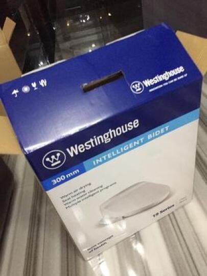 西屋(Westinghouse)WHJ-1909 智能马桶盖洁身器 净水过滤器 晒单图