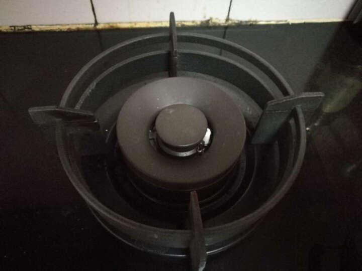 西门子(SIEMENS)钢化玻璃 全铜炉头燃气灶ER76F232MP(天然气)JZT-M52G2 晒单图