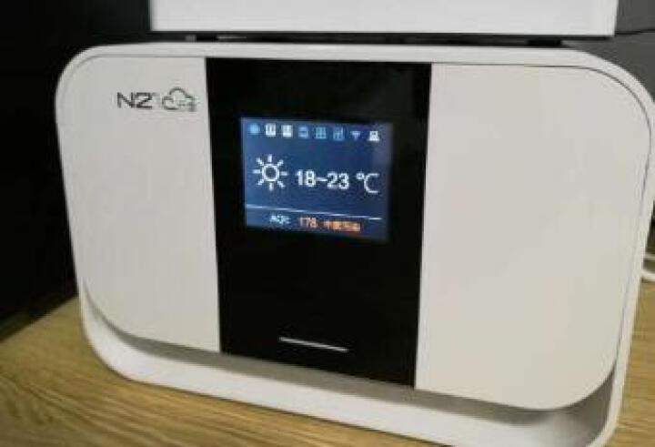 恩兔(N2)ND-1 NAS 家庭云盘 智能云存储 双盘位家庭数据中心服务器 家庭私有云 支持Wi-Fi 微UPS断电保护 晒单图
