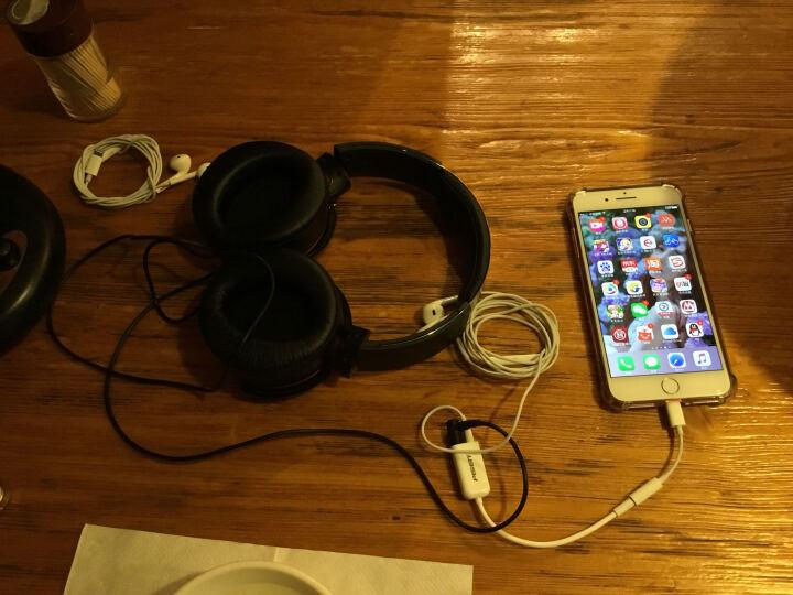 品胜(PISEN) 3.5mm aux音频线  手机耳机延长线音箱 响线 电视电脑高清视频连接线 一分二耳机分线器/音频转接线 晒单图
