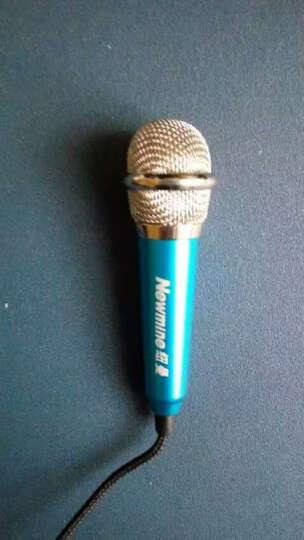 纽曼 NM-610手机麦克风 电容麦 手机 K歌唱吧专用迷你小话筒 时尚蓝 晒单图