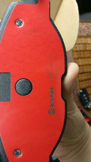 布雷博(Brembo)刹车片 前片经典红(明锐14年前/高尔夫6/速腾1.4T/1.8T)厂商直送 晒单图