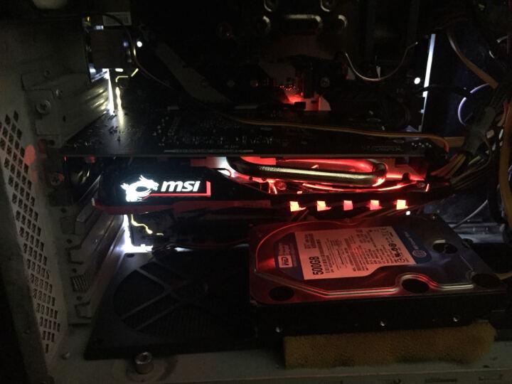 微星 MSI GTX 1050 Ti GAMING X 4G 128BIT GDDR5 PCI-E 3.0 旗舰红龙 吃鸡显卡 晒单图