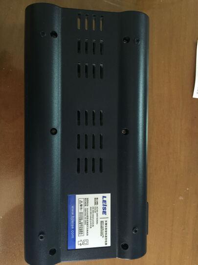 雷摄(LEISE)804智能快速充电器套装(配2节5号+2节7号充电电池+4槽充电器)电动玩具/鼠标键盘电池 晒单图