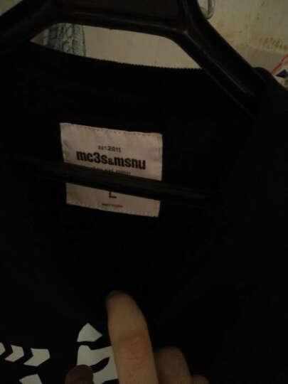 木村三社 倔强T恤Just Rock it五月天阿信DNA追梦文字衫男款短袖 深蓝/04Just XXL (185-195) 晒单图