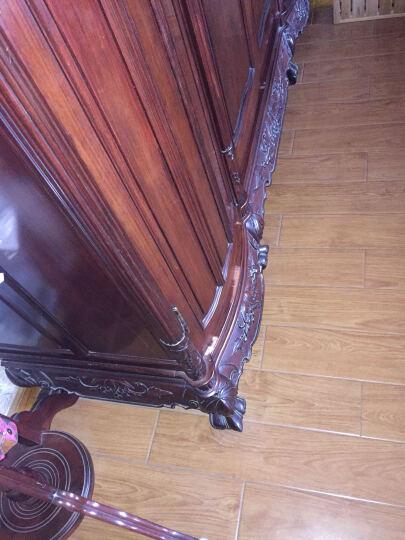 EVA橡胶强粘力不干胶桌椅垫垫脚桌椅脚垫家具垫脚垫脚垫保护垫黑色5mm厚规格齐全 直径2.5cm圆形(9片装) 晒单图