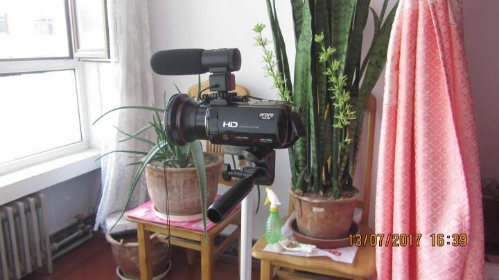 进口欧达Z20摄像机高清数字专业DV摄录一体机麦克风摄影灯2400W像素摄拍WiFiAPP 京东配送+麦克风+32G+电池+三脚架+4K+增距 晒单图