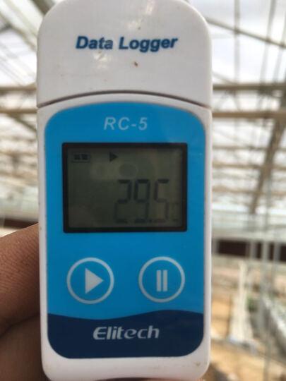 精创RC-5温度记录仪U盘式医药冷链运输温度计GSP认证冷链温度记 RC-5 U盘式温度记录仪 晒单图