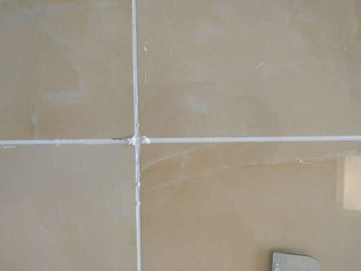 纽盾(NEWDON) 瓷砖美缝剂 地砖瓷砖填缝剂镏金色瓷白真瓷胶地砖瓷缝剂双组份勾缝剂 闪亮金 晒单图