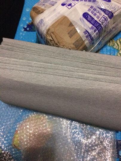 道酬自粘植绒铝合金砂纸架墙面涂料机械金属抛光研磨耐水砂纸阴角121824320#目自粘砂纸 砂纸长度25cm/180目 晒单图