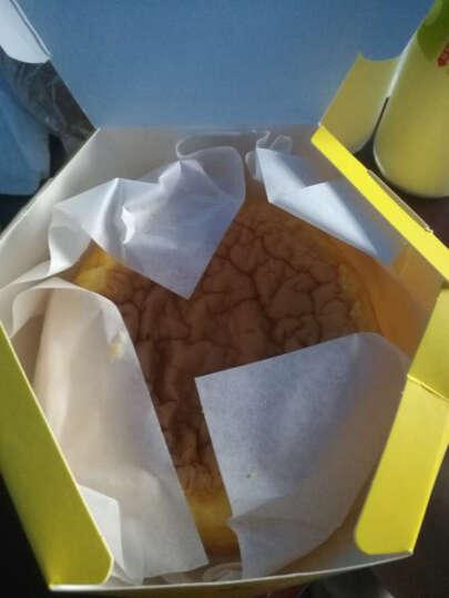好利来玫瑰舒芙蕾 2枚入芝士甜品糕点新鲜蛋糕休闲零食点心 晒单图