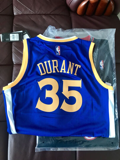 NBA 阿迪达斯 76人 艾弗森 复古篮球服 Swingman球衣 ADS1420A 图片色 M 晒单图