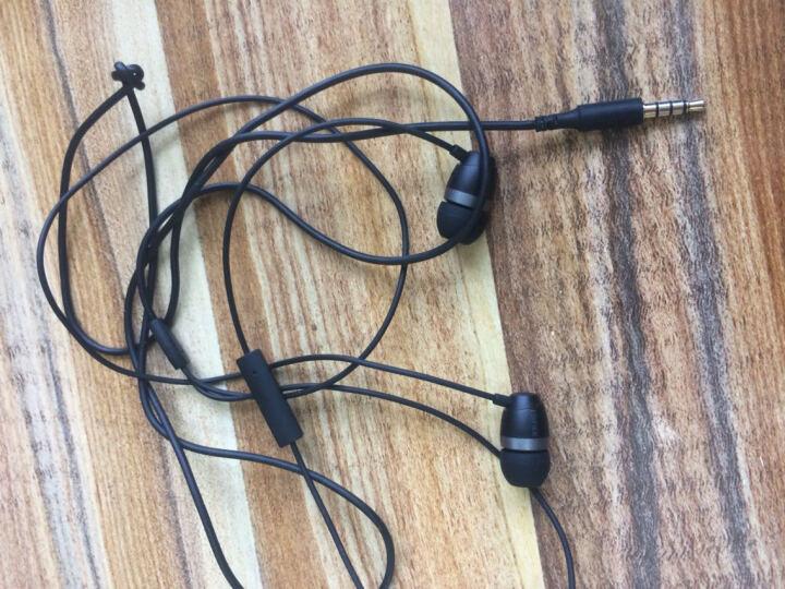 漫步者(EDIFIER) H210P 手机耳机 入耳式耳机 耳塞 可通话 酷黑银 晒单图