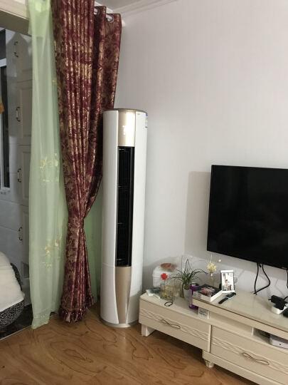 海尔统帅空调柜机 3匹变频智能客厅空调 节能静音快速制冷 晒单图