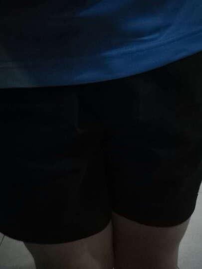 李宁(LI-NING) 李宁羽毛球服男女秋冬款情侣训练跑步运动短袖短裤两件套团购团队服 男AWDL641荧光黄长袖+黑色长裤 L 晒单图