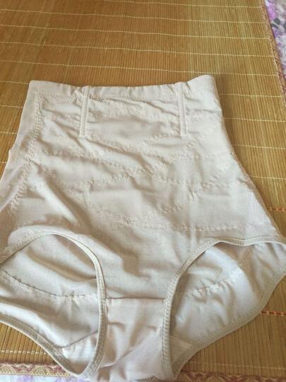 收腹衣显瘦身衣连体收腹收复腰带塑身裤产后塑身衣分体套装美体收腰束身衣塑身 强效款肤色 2XL(适合体重120-130斤) 晒单图