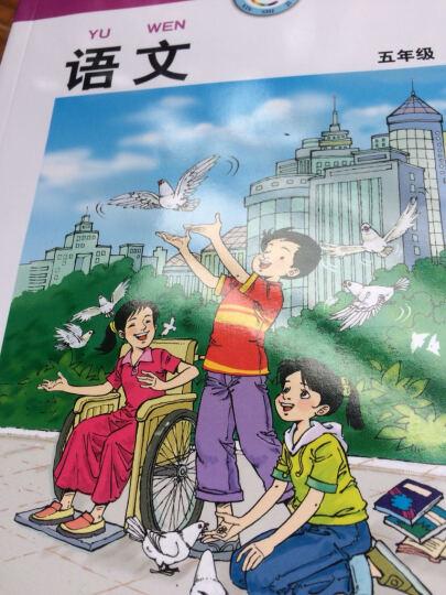 北师大版5五年级上册语文书小学生五年级语文上册课本教材教科书 晒单图
