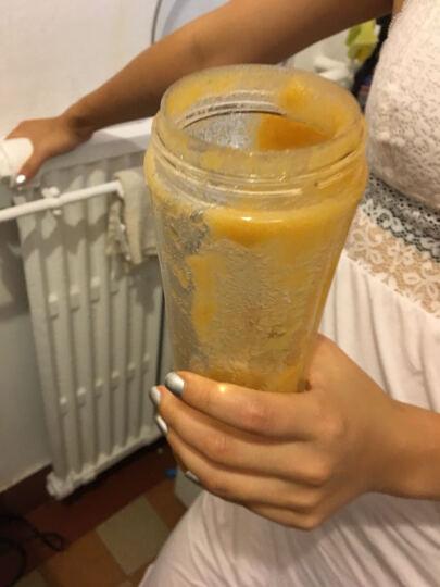 ERGO  CHEF 【官方专卖】 My Juicer S果汁机便携榨汁机家用搅拌机料理机 600ml随行杯 晒单图