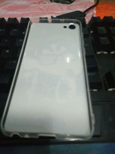 塞霸尔 vivo x7手机壳 X7手机套 X7保护套 X7硅胶套男女款软壳 全包 卡通男女 Vivo X7/英伦建筑 晒单图