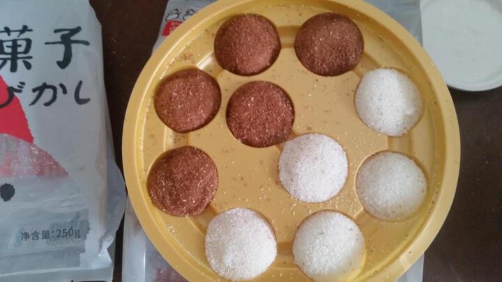大成姐妹厨房 霜火菓子水晶糯米糍 草莓味 250g 解冻即食日式大福糯米团雪媚娘甜品蛋糕点心冷冻食品 晒单图