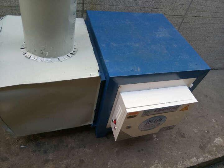 多朗 油烟净化器饭店厨房餐饮酒店 静电油烟分离器 环保 6000风量 晒单图