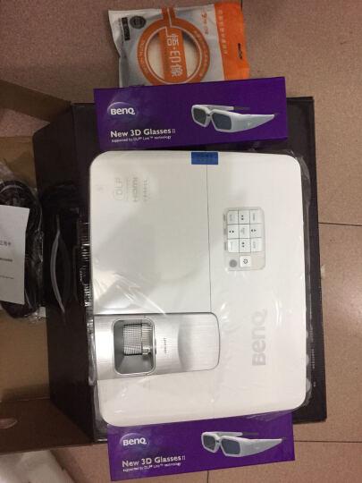 明基(BenQ)W1070+ 家用 投影机 投影仪(1080P分辨率 2200流明 蓝光3D 左右梯形校正 手机同屏) 晒单图