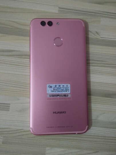华为 HUAWEI nova 2 4GB+64GB 曜石黑 移动联通电信4G手机 双卡双待 晒单图