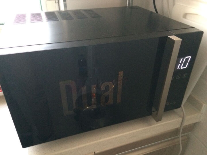 帝而(Dual) 德国品牌 智能电烤箱家用 标配 晒单图