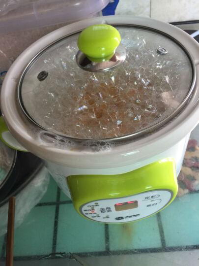 格朗GL 婴儿辅食机BB煲 宝宝电粥锅陶瓷内胆 尚品YY-10(1.0L) 晒单图