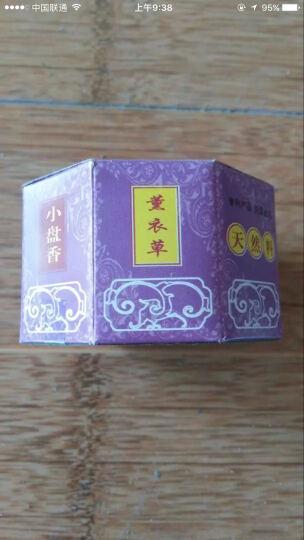 【买5送1盒,买8送2盒】厕所卫生间小盘香 除臭净化卧室空气清新熏香 室内香薰 艾叶香薰 晒单图