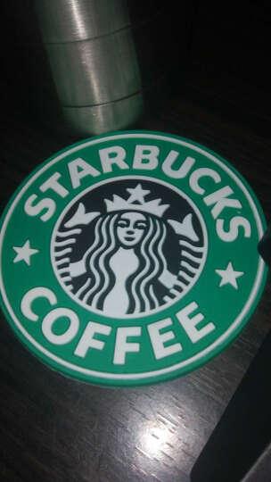 丰陶张生 冰杯双层不锈钢随行水杯子 吸管杯咖啡冷茶饮车载水杯子 男女马克杯办公 人鱼标浮雕款加礼盒 晒单图